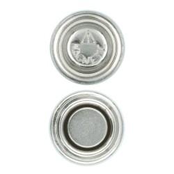 Attache magnétique pour badge aimanté 38mm