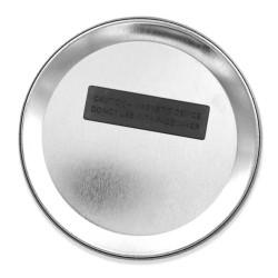 Badge magnétique 88mm