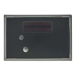 Badges horizontal 90x65mm