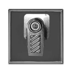 Badge avec pince