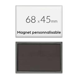 Magnet photo pour frigo 68x45mm