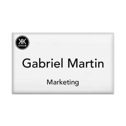 Badges nominatifs personnalisés