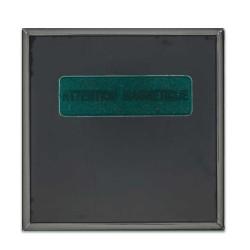Badges aimantés carrés 52x52mm
