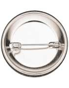 Badges ronds personnalisés - Badge épingle